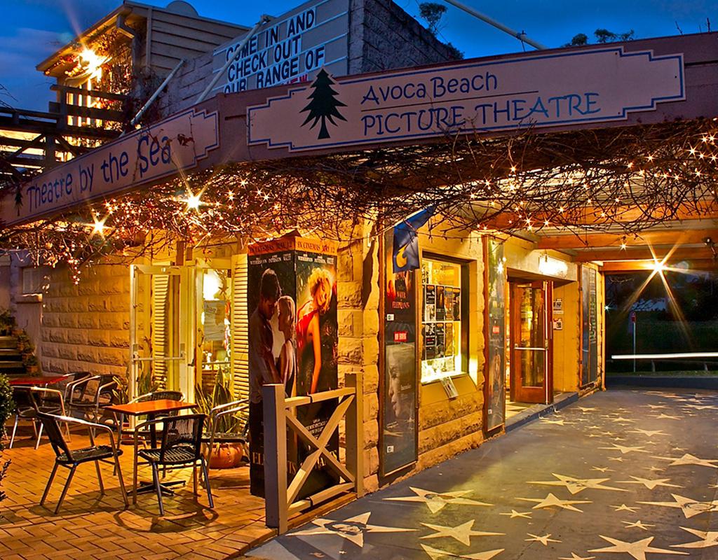 Home Avoca Beach Picture Theatre
